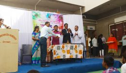 Yuva rang Prize Distribution